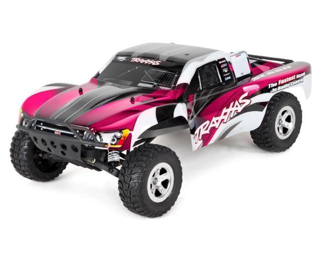 TRAXXAS : Traxxas 1/10 Slash SC 2WD 2 4GHz No Battery