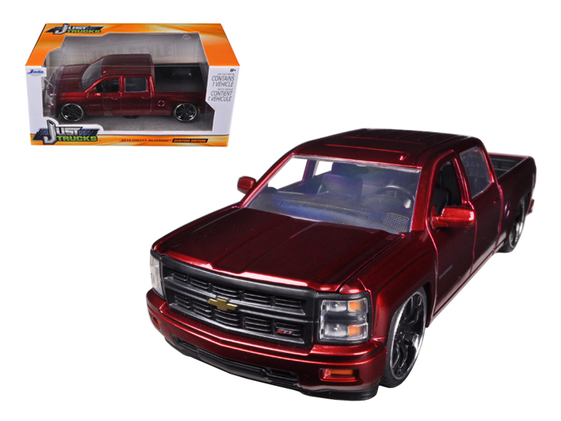 Just Chevy Trucks >> Diecast Collecatables Just Trucks 1 24 2014 Chevy